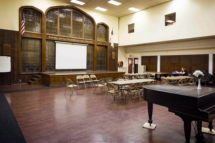 The Greenway, A Multi-Purpose Room Available for Rent for Group Functions, The Common Place, Philadelphia