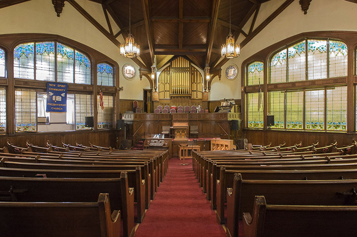 The Sanctuary, Available for Rent for Group Functions, The Common Place, Philadelphia
