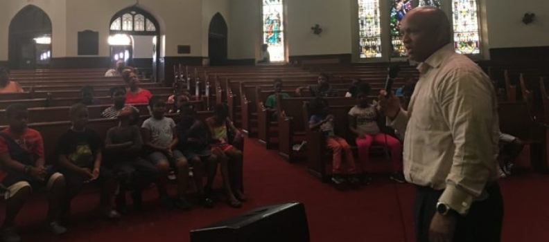 Vacation Bible School: Making Difference in Southwest Philly's Youth